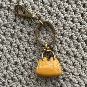 "Cole Haan ""purse"" key chain"